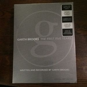 NWT sealed Garth Brooks The 1st 5 yrs Collection